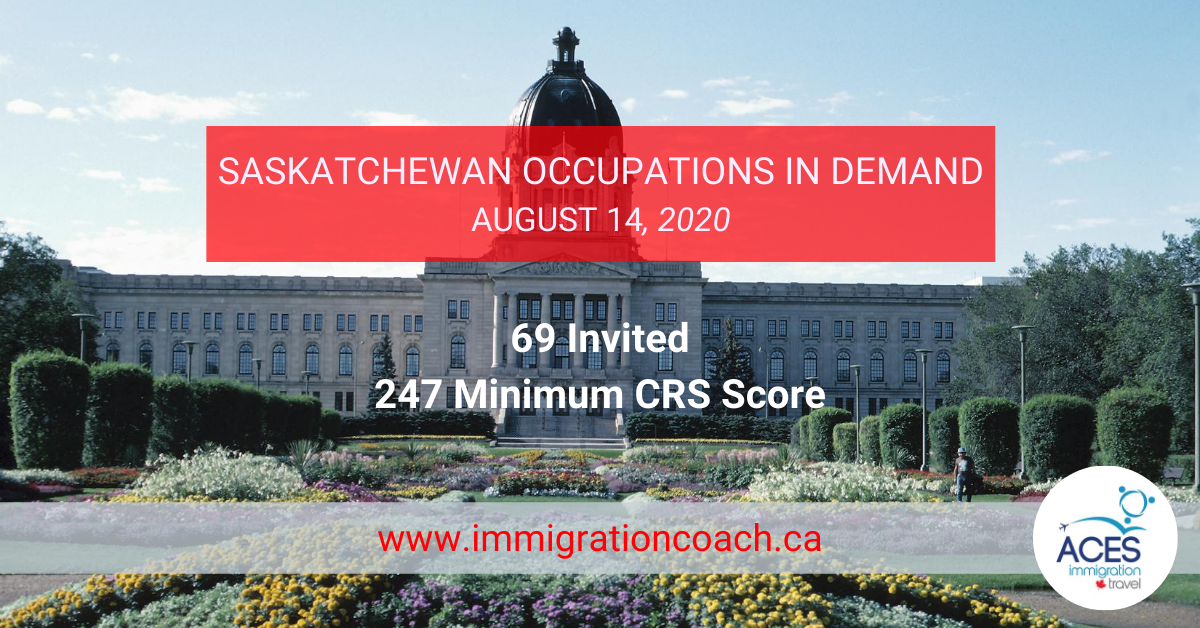 Saskatchewan Occupations in Demand