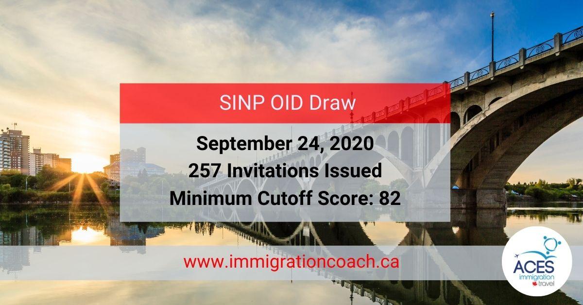SINP OID Draw
