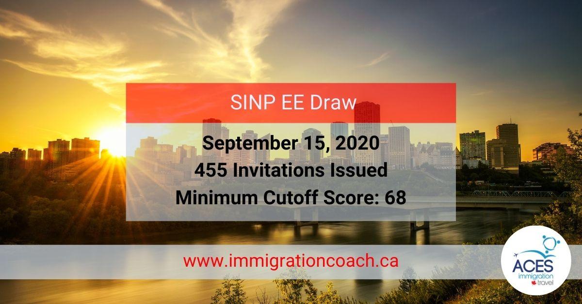 SINP EE Draw