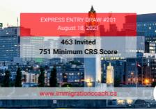 Express Entry Draw FB Ad