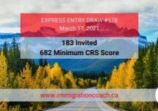 Express Entry Draw FB_#178Mar172021